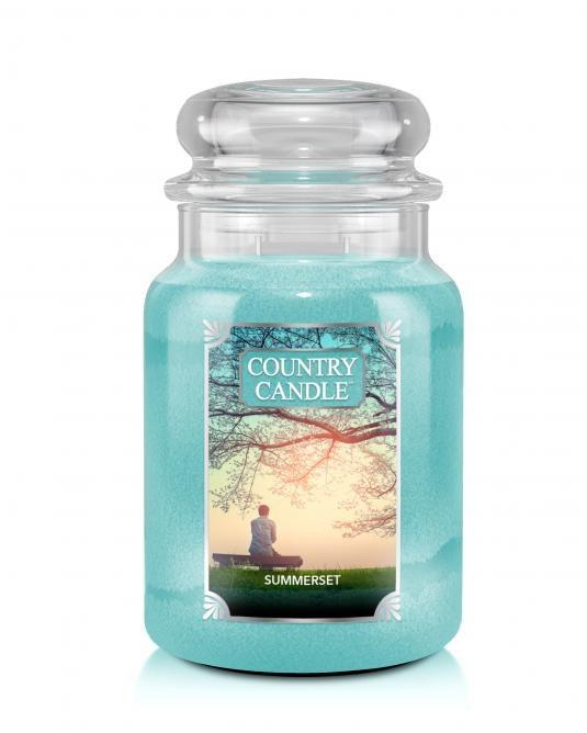 Velká svíčka Country Candle Summerset
