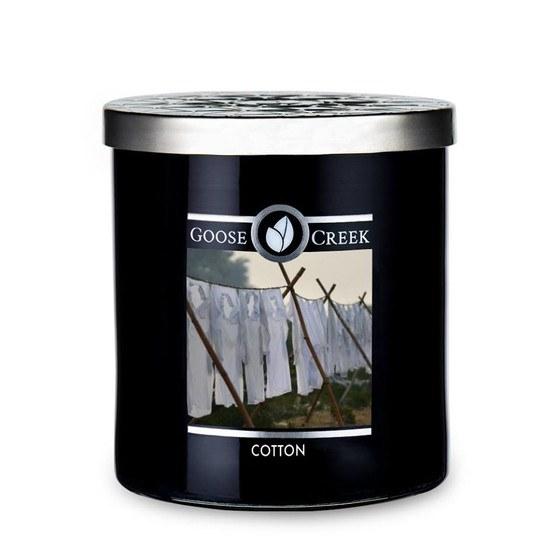 Svíčka Goose Creek Cotton