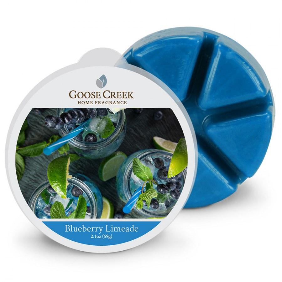 Vosk Goose Creek Blueberry Limeade