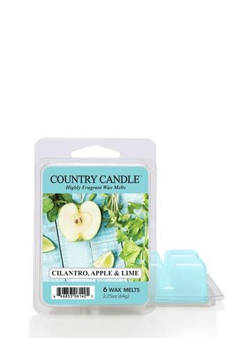 Vosk Country Candle Cilantro Apple Lime