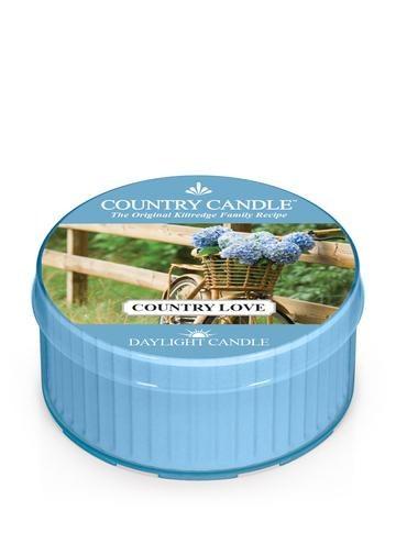 Votivní svíčka Country Love