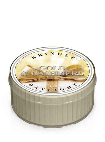 Votivní svíčka Gold Cashmere