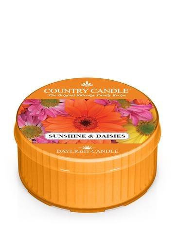 Votivní svíčka Sunshine Daisies