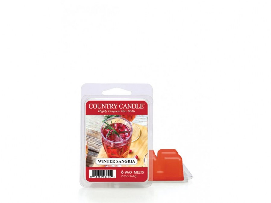 Vosk Country Candle Winter Sangria