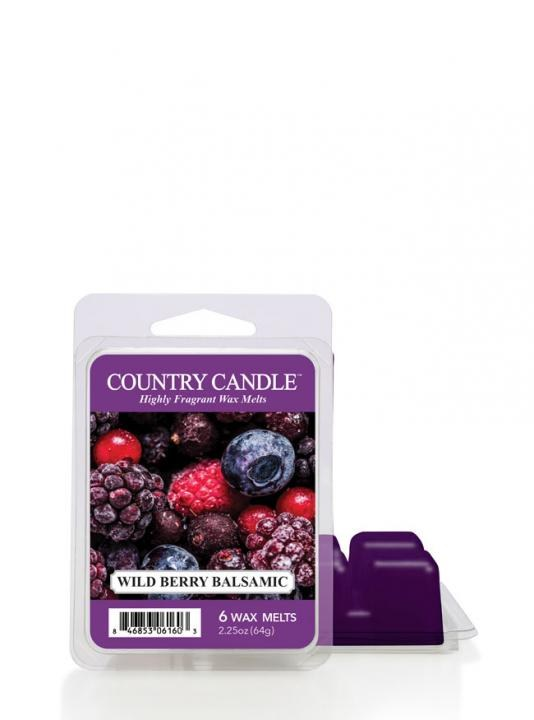Vosk Country Candle Wild Berry Balsamic