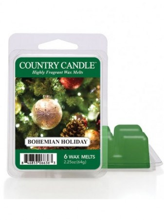 Vosk Country Candle Bohemian Holiday