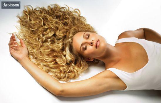 hairdream, prodlužování vlasů